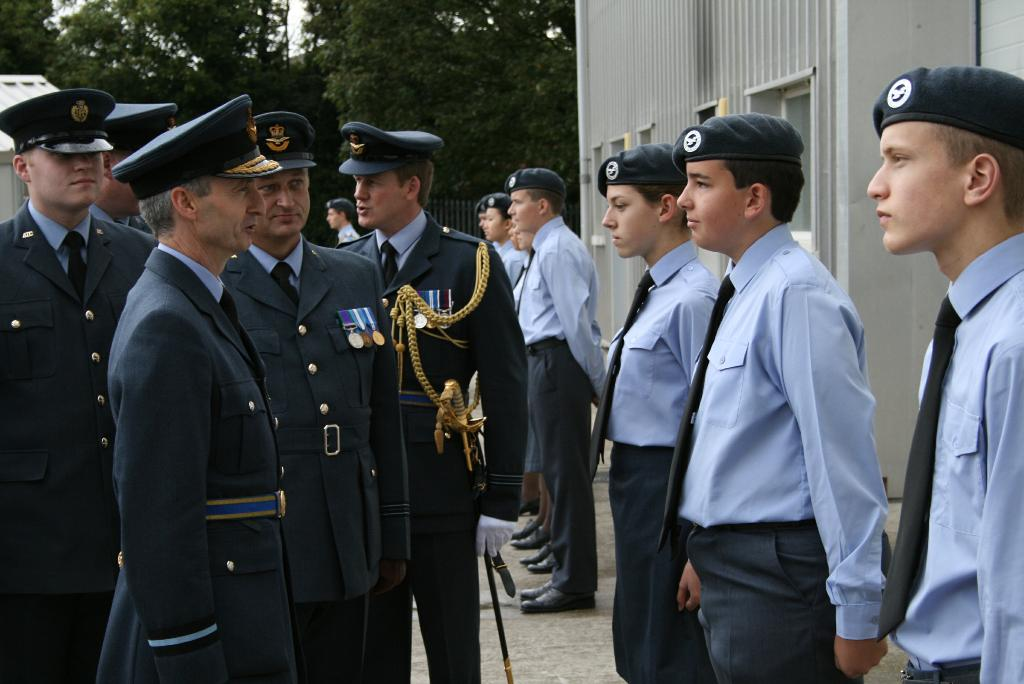 1404 (Chatham) Squadron Homepage